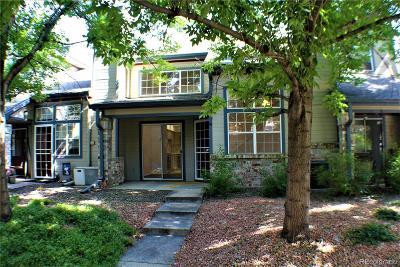 Littleton Condo/Townhouse Active: 4301 South Pierce Street #9B