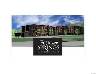Steamboat Springs Condo/Townhouse Active: 1421 Hilltop Parkway #434