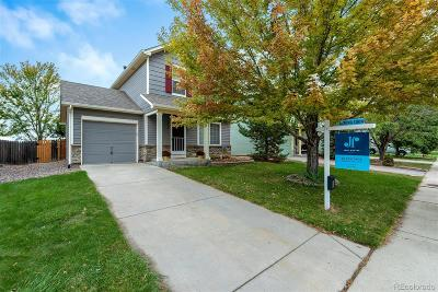 Frederick Single Family Home Under Contract: 6140 Shamrock Circle