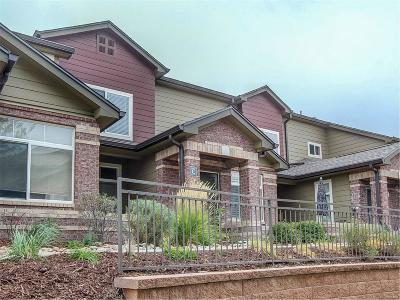 Highlands Ranch Condo/Townhouse Active: 6422 Silver Mesa Drive #C