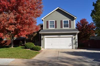 Broomfield Single Family Home Under Contract: 12282 Winona Drive