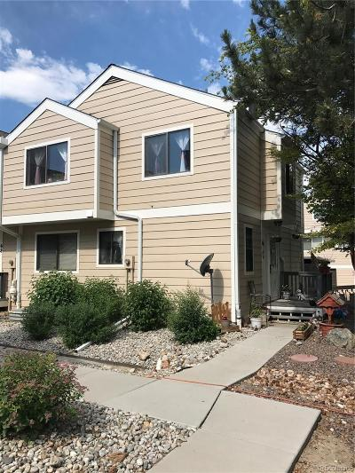 Arvada Condo/Townhouse Under Contract: 6725 West 84th Way #61