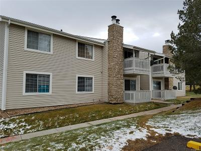 Aurora Condo/Townhouse Active: 14152 East Colorado Drive #103