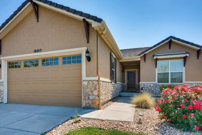 Broomfield Single Family Home Under Contract: 16015 Meeker Way