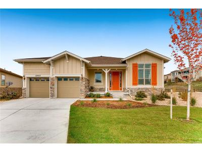 Aurora Single Family Home Under Contract: 22927 East Bailey Circle