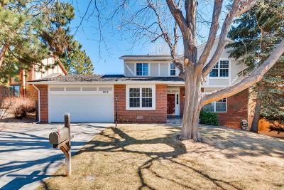 Arapahoe County Single Family Home Under Contract: 6212 South Jamaica Court