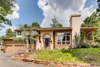 Evergreen Single Family Home Active: 31335 Burn Lane