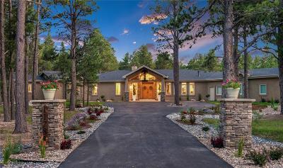 Colorado Springs CO Single Family Home Active: $1,397,000