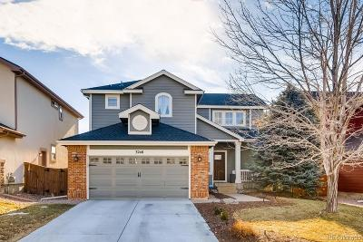 Highlands Ranch Single Family Home Under Contract: 3246 Astorbrook Way