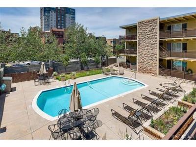 Denver CO Condo/Townhouse Active: $235,000