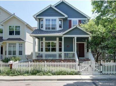 Longmont Single Family Home Active: 2071 River Walk Lane