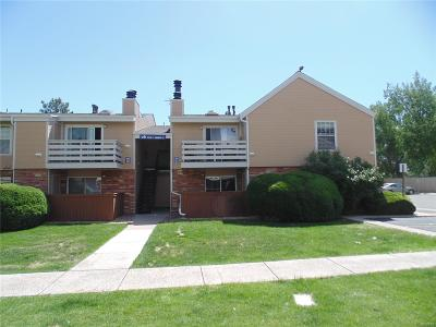 Lakewood Condo/Townhouse Under Contract: 3320 South Ammons Street #104