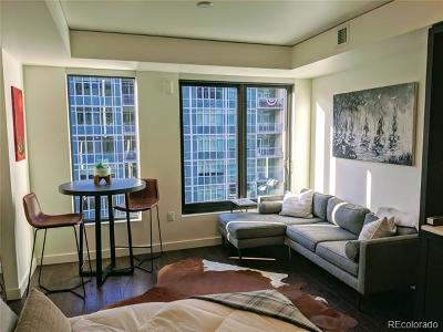Denver Condo/Townhouse Active: 1750 Wewatta #1005