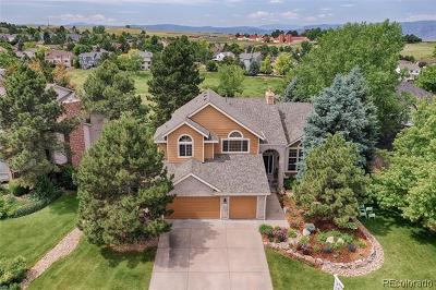 Highlands Ranch Single Family Home Active: 2150 Wynterbrook Drive