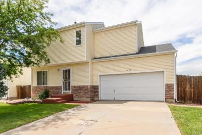 Aurora, Denver Single Family Home Active: 1425 South Pitkin Court