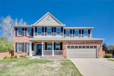 Highlands Ranch CO Single Family Home Active: $599,000