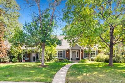 Cherry Hills Village Single Family Home Sold: 6137 East Princeton Avenue