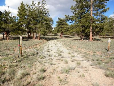 Hartsel Residential Lots & Land Active: 1872 Wagon Wheel Road
