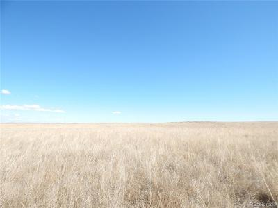 Agate CO Residential Lots & Land Active: $100,000