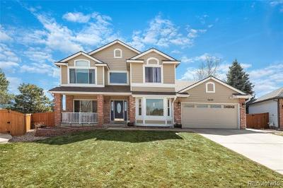 Highlands Ranch Single Family Home Active: 9688 Bellmore Place