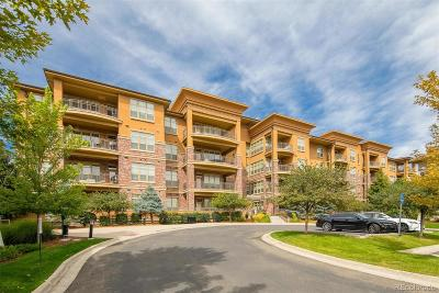 Englewood Condo/Townhouse Under Contract: 7865 Vallagio Lane #412