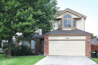 Westminster Single Family Home Active: 11166 Bryant Drive