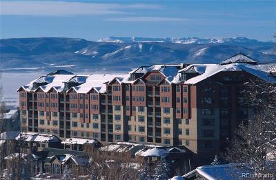 Steamboat Springs CO Condo/Townhouse Active: $46,000