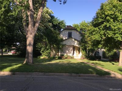 Boulder County Single Family Home Active: 544 Baker Street
