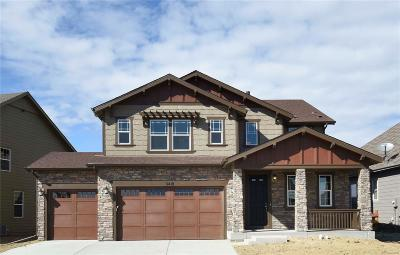 Longmont Single Family Home Under Contract: 2418 Summerlin Lane