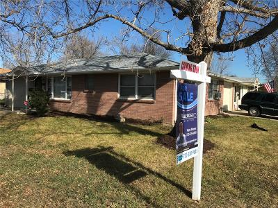 Longmont Multi Family Home Under Contract: 1200 Francis Street