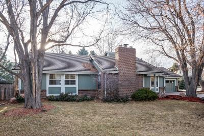 Littleton Single Family Home Under Contract: 5176 West Lake Avenue