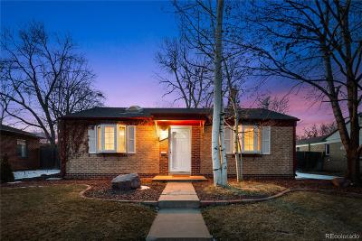Denver Single Family Home Active: 1135 Poplar Street