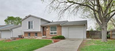 Westminster Single Family Home Active: 9202 Everett Street
