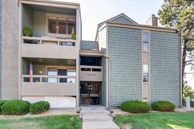 Aurora Condo/Townhouse Active: 14252 East Tufts Place #12