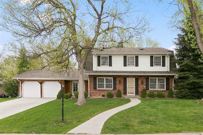Lakewood Single Family Home Under Contract: 12225 Applewood Knolls Drive