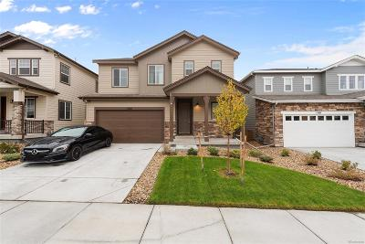 Arvada Single Family Home Under Contract: 15181 West 93rd Place