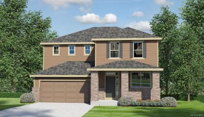 Castle Rock Single Family Home Active: 472 Sage Grouse Circle