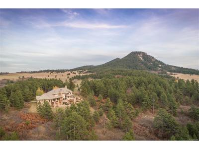 Larkspur CO Single Family Home Under Contract: $7,500,000