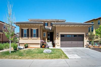 Lone Tree Single Family Home Active: 10615 Ladera Drive