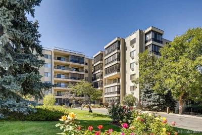 Aurora Condo/Townhouse Under Contract: 13931 East Marina Drive #401