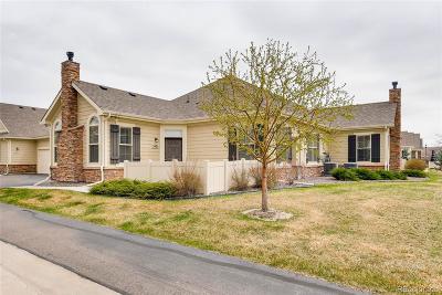 Condo/Townhouse Under Contract: 2421 Santa Fe Drive #A