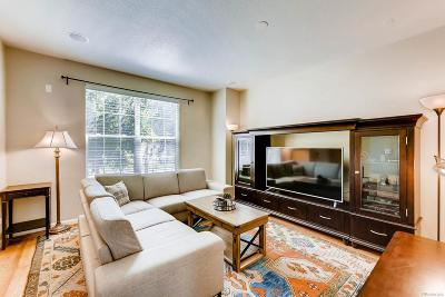 Denver Condo/Townhouse Active: 8171 East 29th Avenue