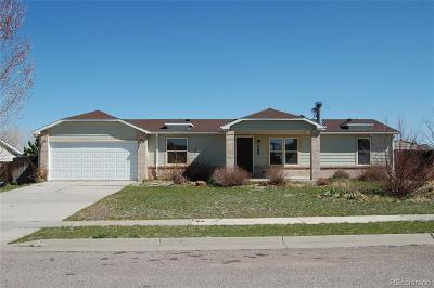 Kiowa Single Family Home Active: 469 Shasta Court