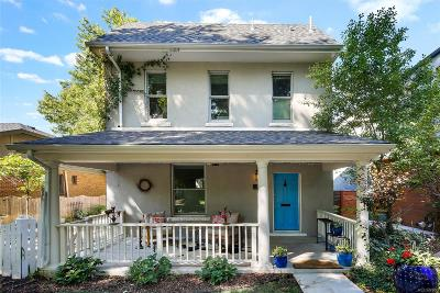 Single Family Home Under Contract: 859 South York Street