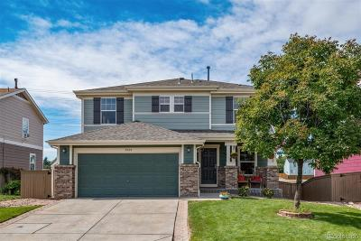 Castle Rock Single Family Home Sold: 5929 Raleigh Circle