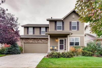 Commerce City Single Family Home Under Contract: 11682 River Oaks Lane