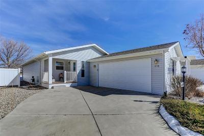 Fort Collins Single Family Home Active: 658 Brandt Circle