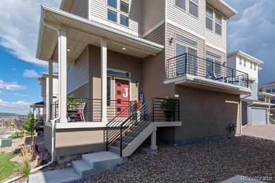 Castle Rock Condo/Townhouse Active: 3688 Celestial Avenue