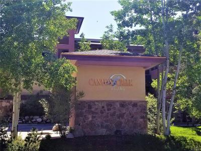 Steamboat Springs Condo/Townhouse Under Contract: 2720 Eagleridge Drive #103
