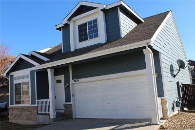 Commerce City Single Family Home Active: 9834 Kenton Circle
